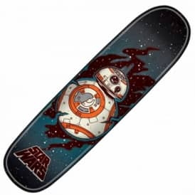 x Star Wars Episode VII BB8 Skateboard Deck 8.5