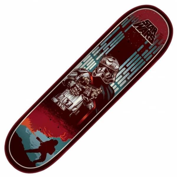 Satan Doomsday Clock 7 Black 8 99: Santa Cruz Skateboards X Star Wars Episode VII Captain
