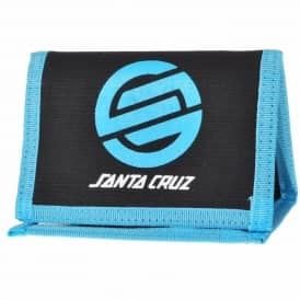 Santa Cruz Skateboards Santa Cruz Strip Knot Tri-Fold Wallet