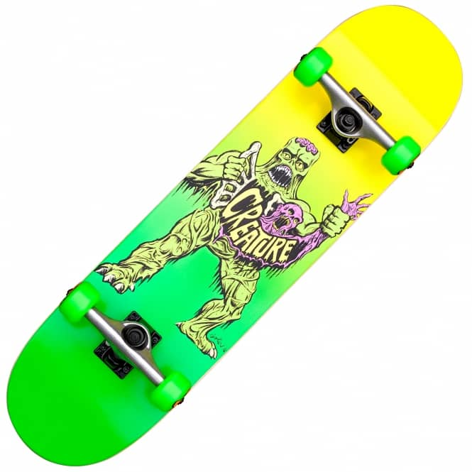 Creature Skateboards Saturday Morning Complete Skateboard 8.0