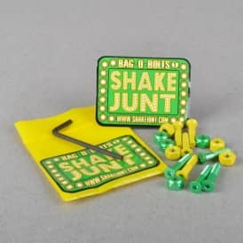 Shake Junt Bag-O-Bolts Green N' Yellow 1