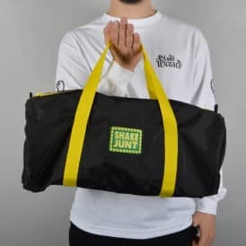 Shake Junt Ringer Duffel Bag - Black/Yellow