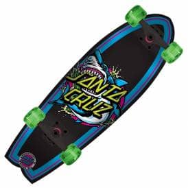 Shark Dot Landshark Cruiser Skateboard - 8.8