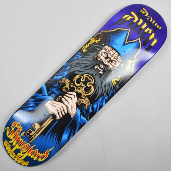 Shipyard Skateboards Dave Allen Dark Destroyer Skateboard Deck 8.6