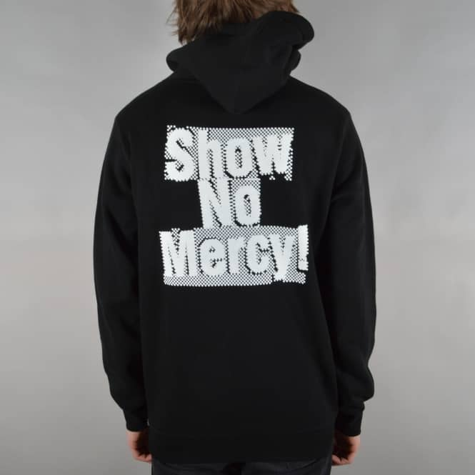 HUF Show No Mercy Pullover Hoodie - Black
