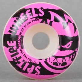 Shredded Pink 99D Skateboard Wheels 52mm