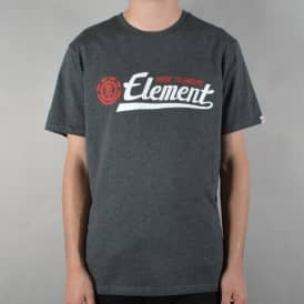 Signature Skate T-Shirt - Charcoal Heather
