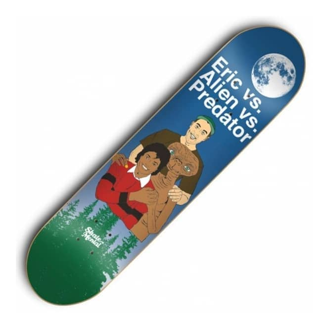 Skate Mental Koston EVAVP Skateboard Deck 8.25