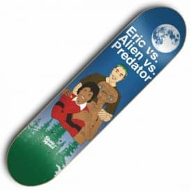 Skate Mental Koston EVAVP Skateboard Deck 8.25""
