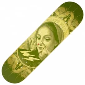 Skate Mental Merry Mary Skateboard Deck 8.0""