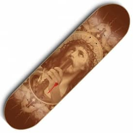 Oh My Lord Skateboard Deck 8.125