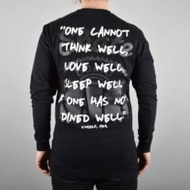 V.Woolf Longsleeve T-Shirt - Black