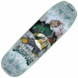 Slapshot Medium Everslick Skateboard Deck 8.35