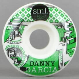 SML Wheels Garcia Elna V Cut Skateboard Wheels 52mm