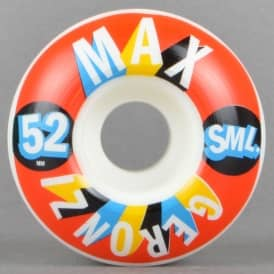 SML Wheels Geronzi Marquee Series OG Wide Skateboard Wheels 52mm