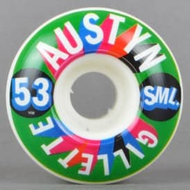 SML Wheels Gillette Marquee Series OG Wide Skateboard Wheels 53mm