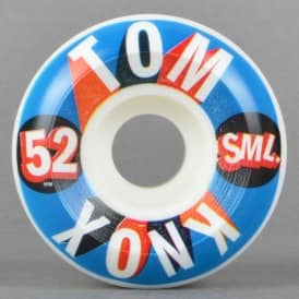 SML Wheels Knox Marquee Series V Cut Skateboard Wheels 52mm