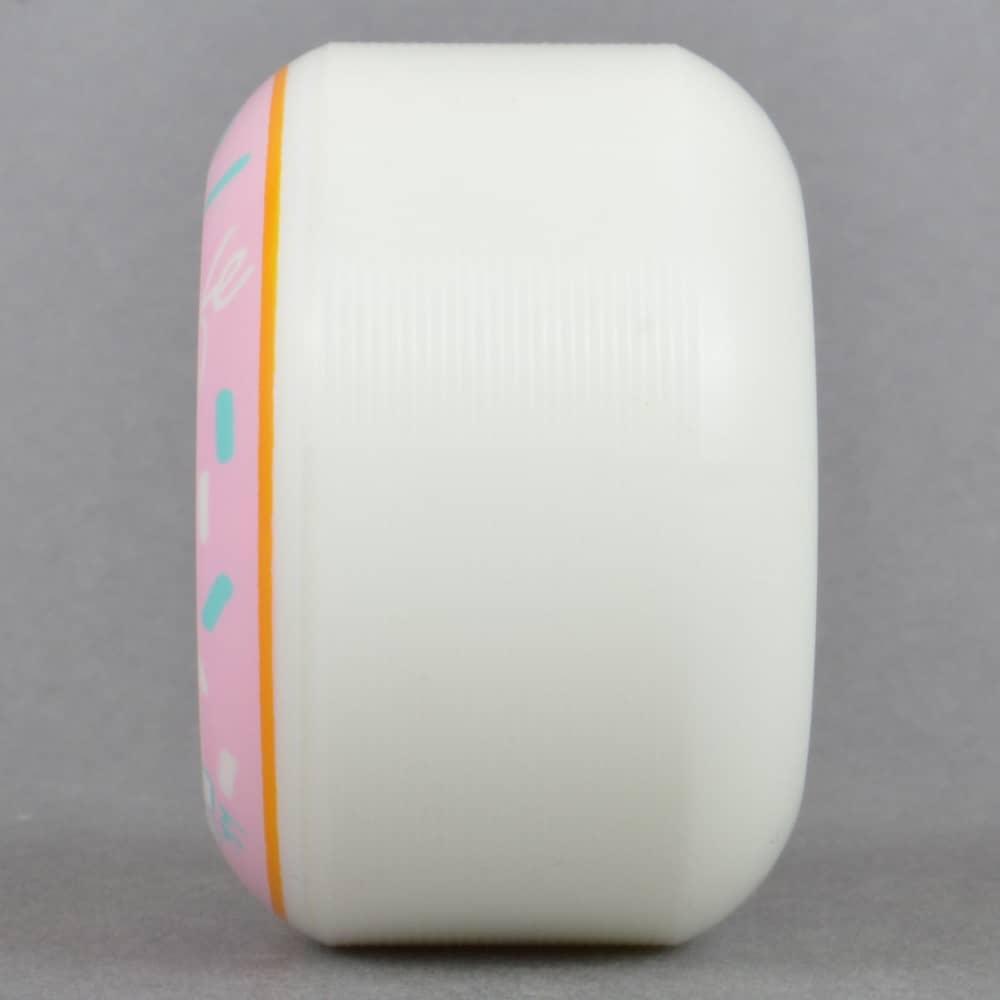 SML Wheels x Skate Cafe Donut V-Cut Skateboard Wheels 52mm ... 194b8ee1326