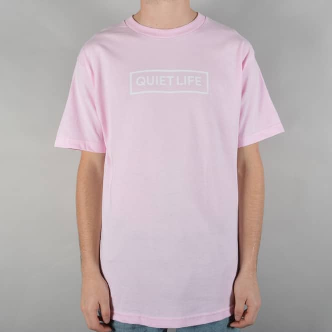 The Quiet Life Solo T-Shirt - Pink