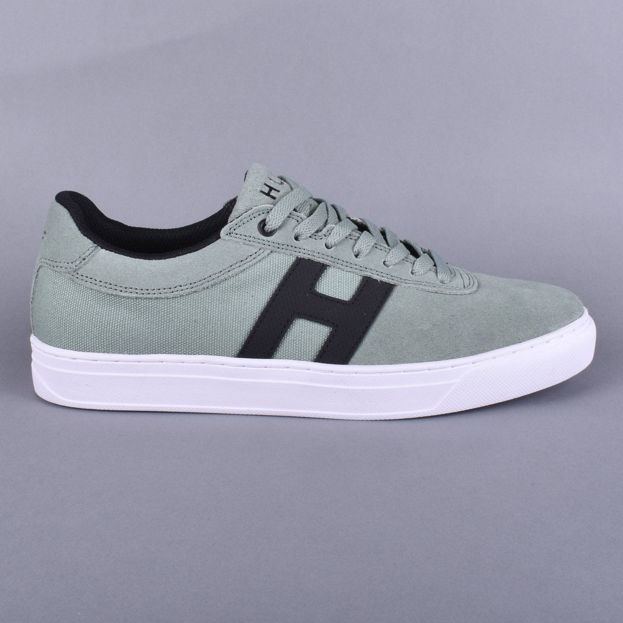 HUF Soto Skate Shoes - Lily Pad Green