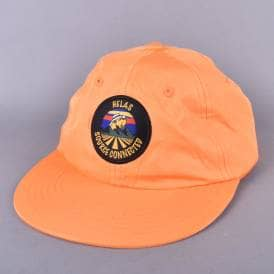 Source Strapback Cap - Orange