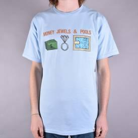 Specifications Skate T-Shirt - Powder Blue