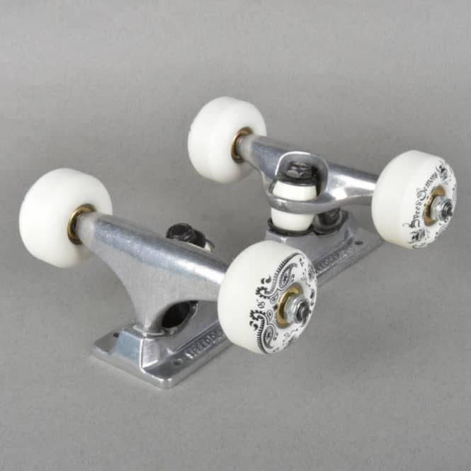Speed Demons Mini Truck/Wheel/Bearing Combo Set - Pair