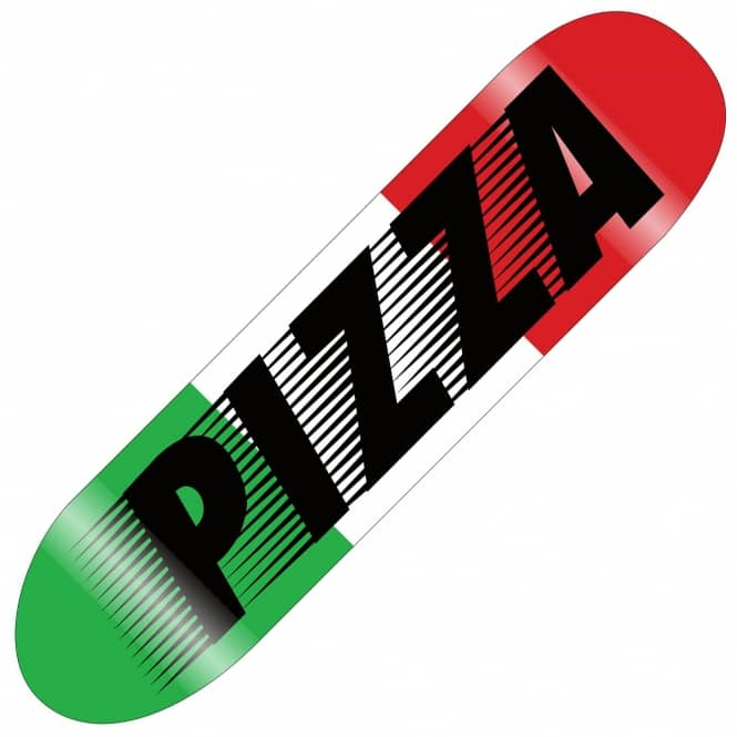 Pizza Skateboards Speedy Skateboard Deck 8.375
