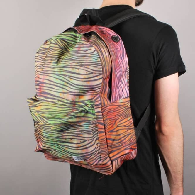 Spiral Backpacks Rainbow Zebra Backpack - Rainbow Zebra
