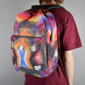 Spiral Feather Jungle Backpack - Multi