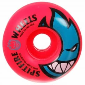 Spitfire Wheels Spitfire Big Head Rocket Red Skateboard Wheel 54mm
