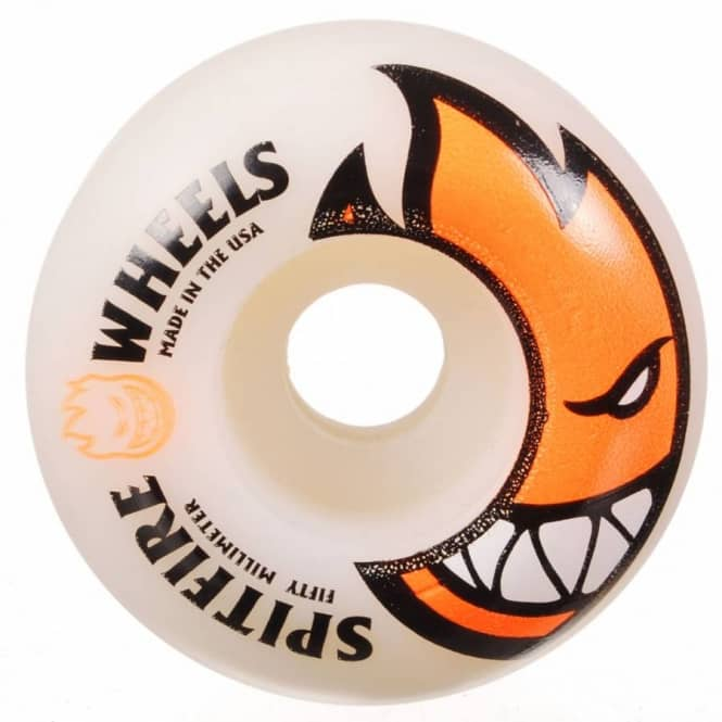 Spitfire Wheels Spitfire Big Head Skateboard Wheel 50mm