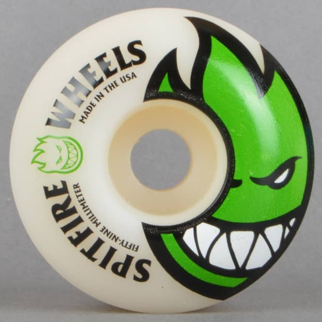 Spitfire Wheels Spitfire Big Head Skateboard Wheel 59mm