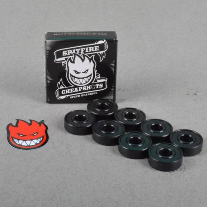 Spitfire Wheels Spitfire Cheapshots Skateboard Bearings