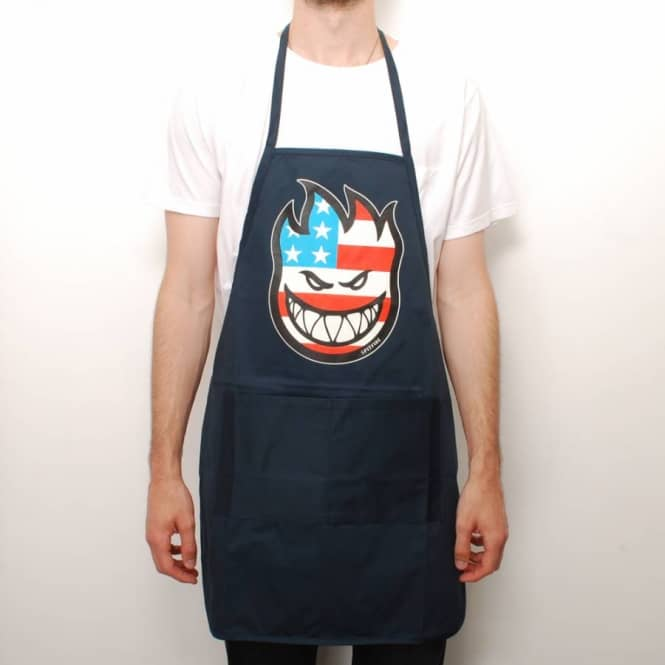Spitfire Wheels Spitfire Flaghead Barbeque Apron
