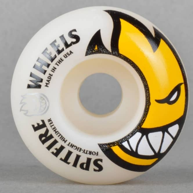 Spitfire Wheels Bighead Skateboard Wheels 48mm