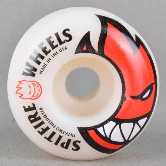 Spitfire Wheels Bighead Skateboard Wheels 52mm