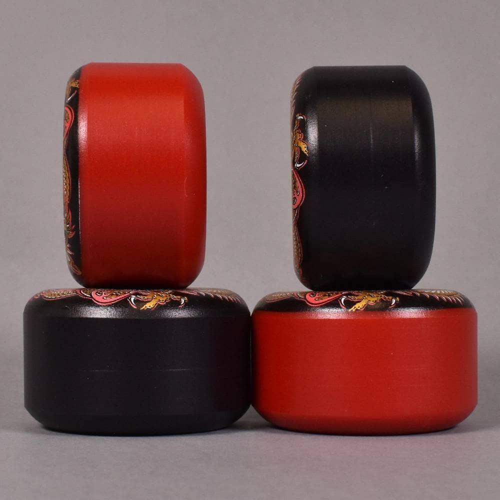Spitfire Skateboard Wheels Formula Four Lock Ins Daewon Song Fury Mash Up 52mm