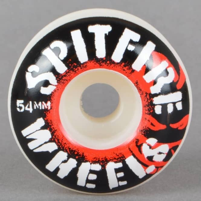 Spitfire Wheels Inflammable Skateboard Wheels 54mm