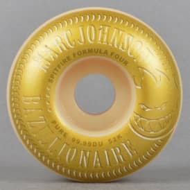 Johnson Bazillionaire 99D Classic Formula Four Skateboard Wheels 52mm