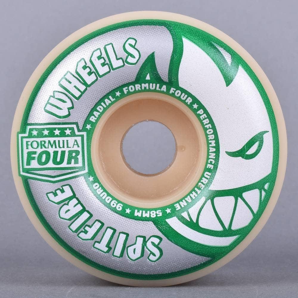 Spitfire Wheels Kader Radials 99D Formula Four Skateboard Wheels ... f24a524a15a