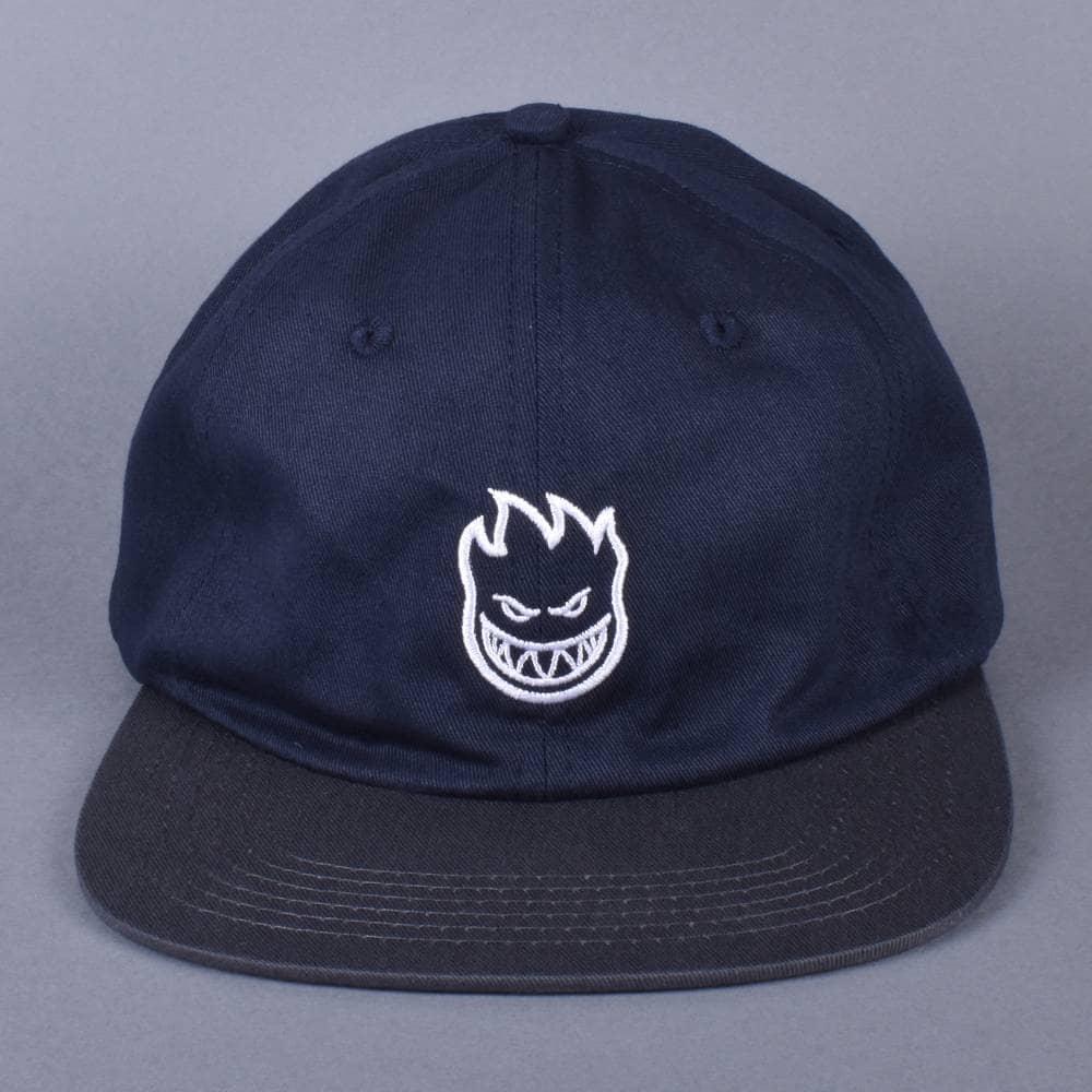 5027a0758 Lil Bighead Strapback Cap - Navy/Charcoal
