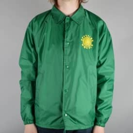 OG Classic Coach Jacket - Kelly Green