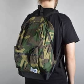 Spitfire Wheels Underground Stowaway Backpack - Camo