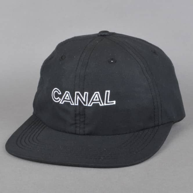 Canal New York Sport Cap 2.0 Formless Cap - Black