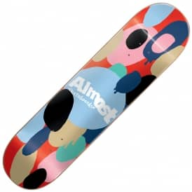 Spotted Skateboard Deck 8.0