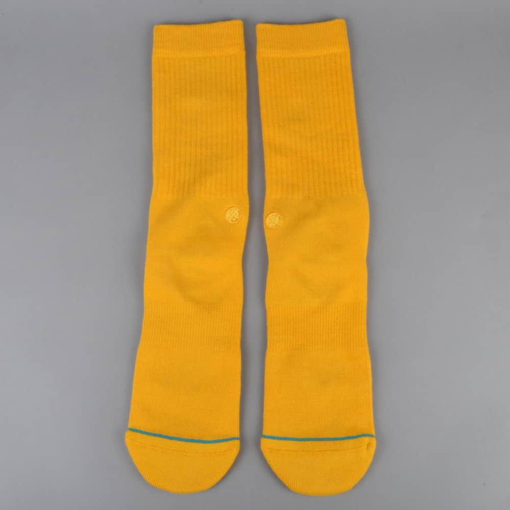 faca98e281ae0 Stance Socks Icon Gold Socks - Pair - ACCESSORIES from Native Skate ...