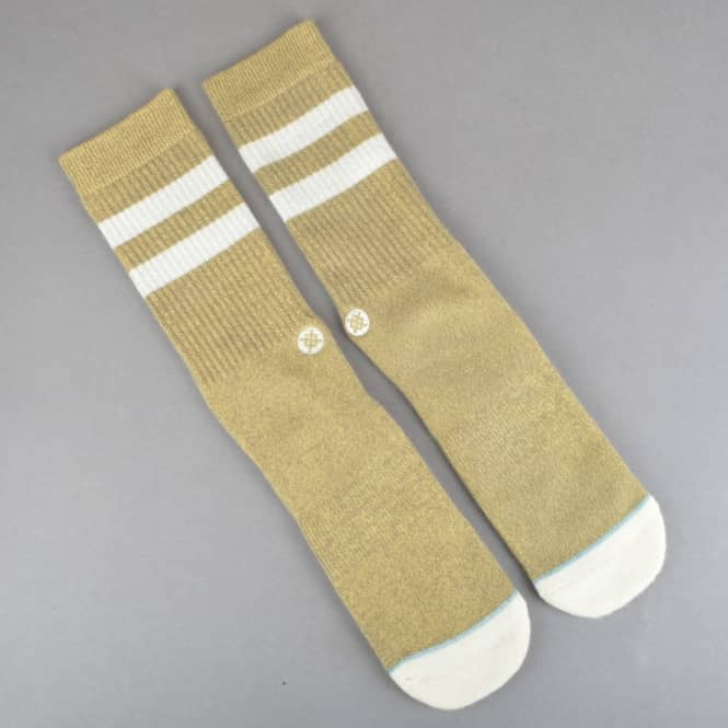 Stance Socks Salty Brown Socks - Pair