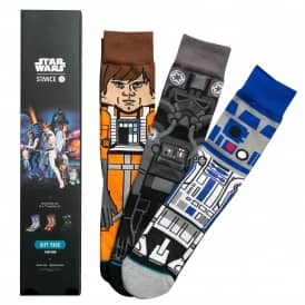 Stance Socks X Star Wars A New Hope Gift Pack Socks - 3 Pack