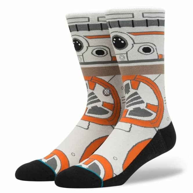 Stance Socks X Star Wars BB8 Socks